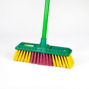 Flat Back Brooms